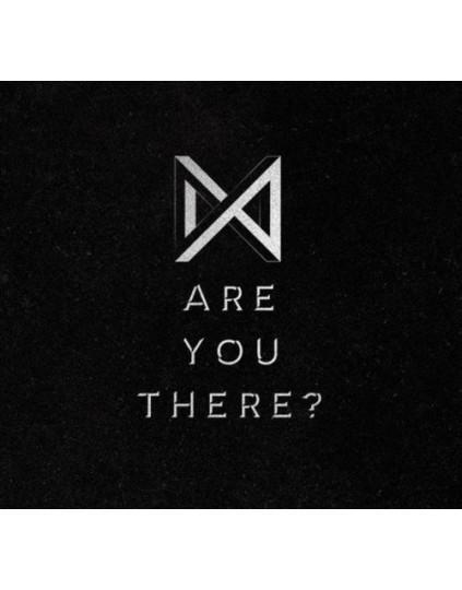 MONSTA X - Album Vol.2 [ARE YOU THERE?] CD