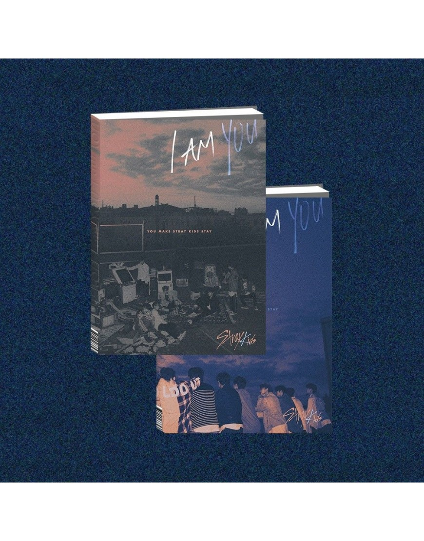Stray Kids - Album [I am YOU] CD popup