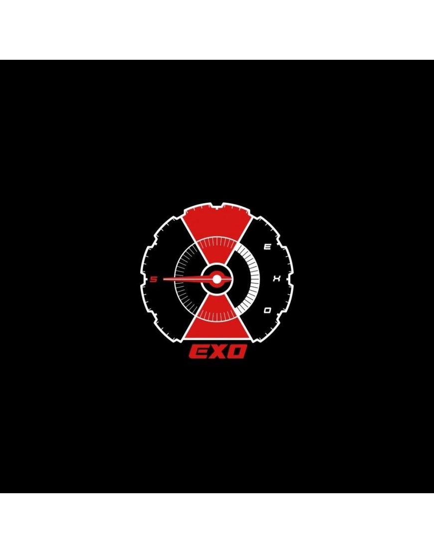 EXO - Album Vol.5 [DON'T MESS UP MY TEMPO] CD popup