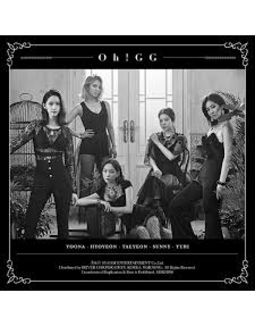 Girls' Generation : Oh!GG - Single Album [Lil' Touch] (Kihno Album) popup