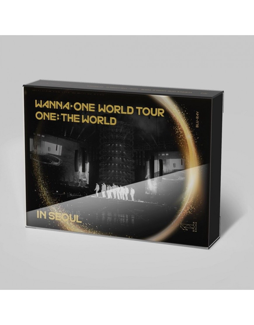 WANNA ONE - WANNA ONE WORLD TOUR ONE : THE WORLD IN SEOUL BLU-RAY popup