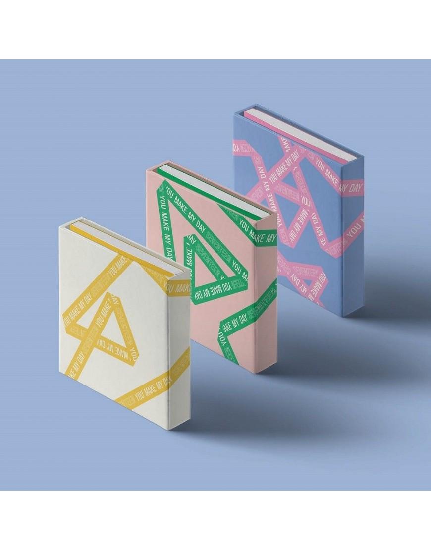 Seventeen - Mini Album Vol.5 [YOU MAKE MY DAY] popup