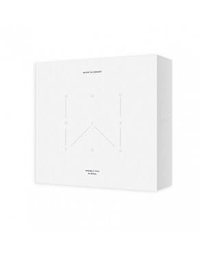 NU'EST W - NU'EST W CONCERT DOUBLE YOU IN SEOUL DVD