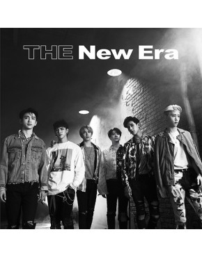 GOT7- THE New Era [Limited Edition / Type C (Mark & Jinyoung & Yugyeom Unit Edition)]