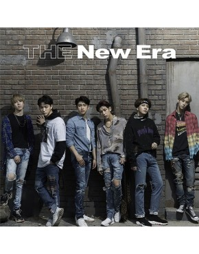 GOT7- THE New Era [Limited Edition / Type B (JB & Youngjae & BamBam Unit Edition)]