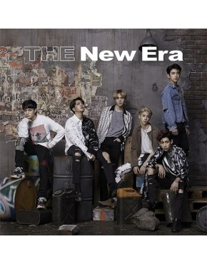GOT7- THE New Era [Limited Edition / Type A]