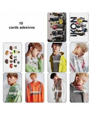 IKON Card Adesivo