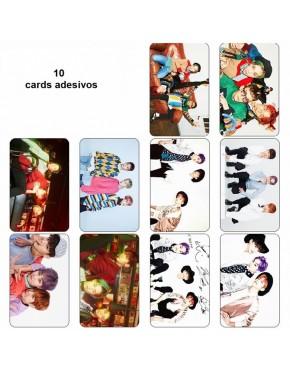 EXO CBX Card Adesivo