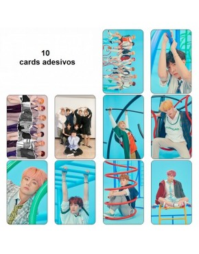 BTS Love Yourself Answer Card Adesivo