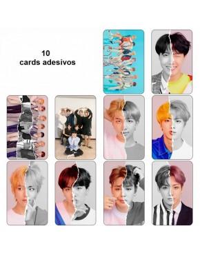 BTS Love Yourself Answer Card Adesivo