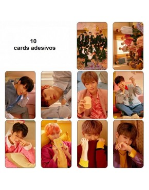 Wanna One Card Adesivo