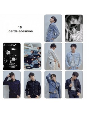 BTS Love Yourself Card Adesivo
