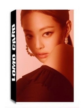 Blackpink Jennie Lomo Cards