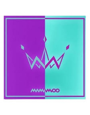 MAMAMOO 5th Mini Album - PURPLE CD