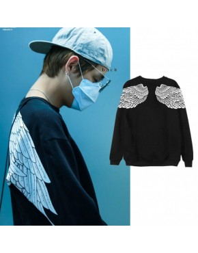 Blusa BTS V Wings