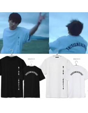 Camiseta BTS Jungkook Save Me