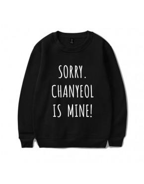 Blusa EXO Sorry is Mine Membros