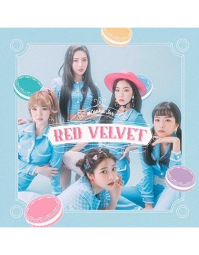 Red Velvet- Cookie Jar- first press normal edition CD