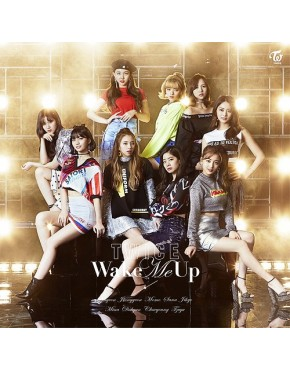 TWICE- Wake Me Up [Regular Edition]