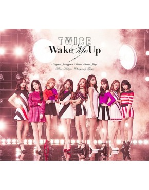 TWICE- Wake Me Up [Limited Edition / Type A]