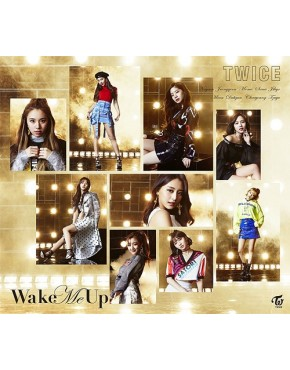 TWICE- Wake Me Up [, Limited Edition / Type B]