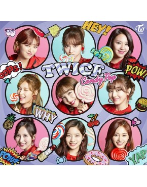 TWICE- Candy Pop [Regular Edition]