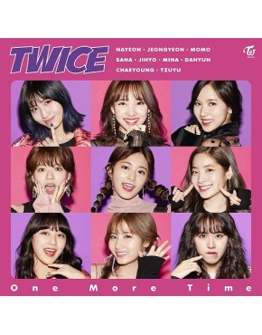 TWICE- One More Time [Regular Edition]