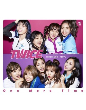 Twice- One More Time [ Limited Edition / Type B]