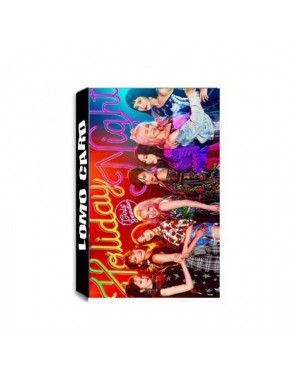 Girls' Generation SNSD Lomo Cards