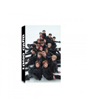 NCT Lomo Cards
