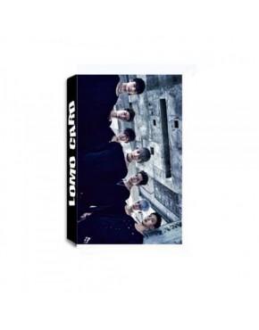 Monsta X Lomo Cards