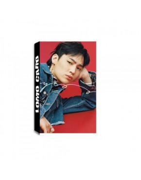 GOT7 JB Lomo Cards