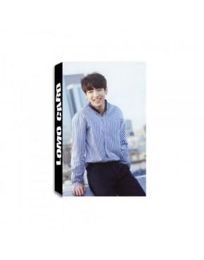 BTS Jungkook Lomo Cards