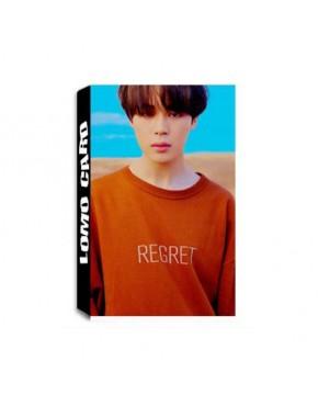 BTS JImin Lomo Cards