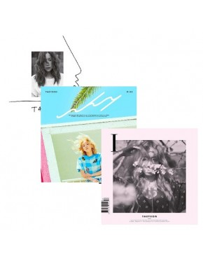 Combo Taeyeon MIni Album Collection