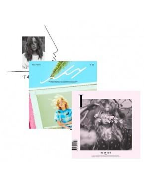 Combo Taeyeon MIni Album Collection