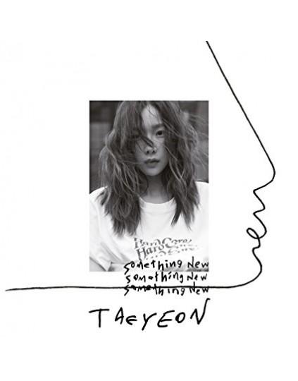 Girls' Generation : TaeYeon - Mini Album Vol.3 [Something New]