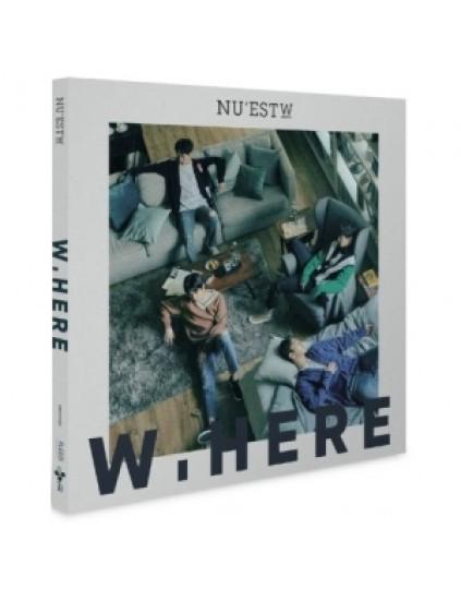 NU'EST W - [NEW ALBUM] (STILL LIFE VERSION)