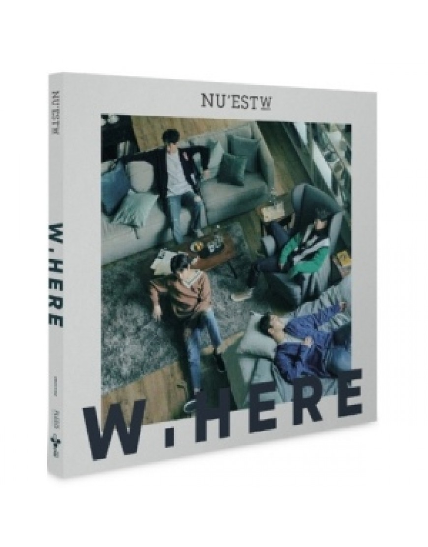 NU'EST W - [NEW ALBUM] (STILL LIFE VERSION) popup