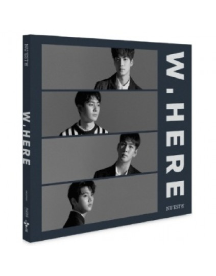 NU'EST W - [NEW ALBUM] (PORTRAIT VERSION)