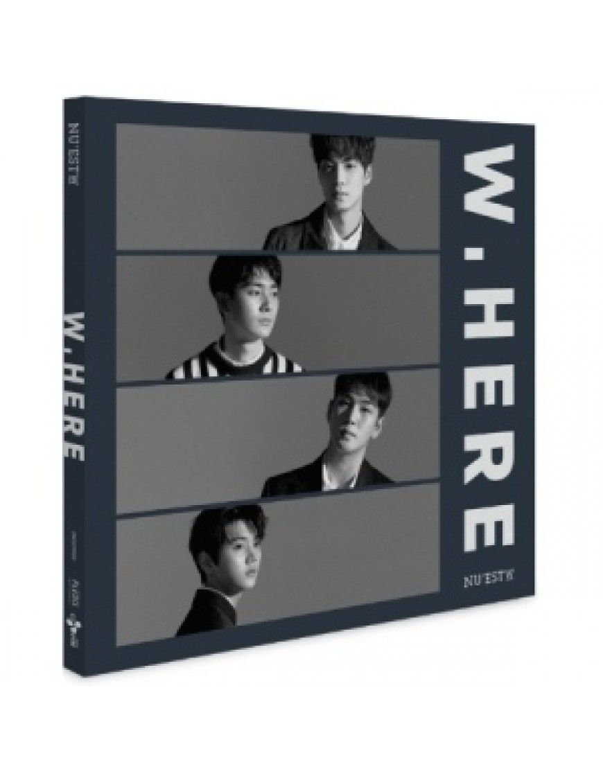 NU'EST W - [NEW ALBUM] (PORTRAIT VERSION) popup