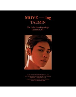 SHINEE : TAEMIN - Album Vol.2 Repackage [MOVE-ing]