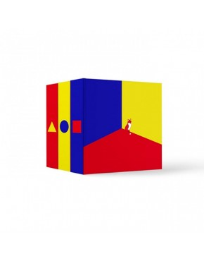 Combo SHINEE - ALBUM VOL.6 [THE STORY OF LIGHT' ]
