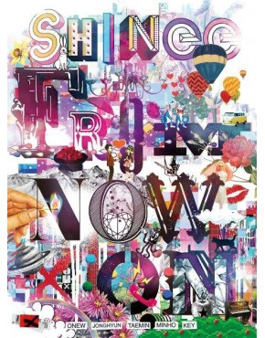SHINee The Best From Now On [2CD+Blu-ray Type A]