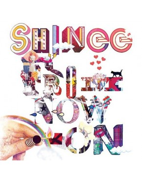 SHINee The Best From Now On [Regular Edition]