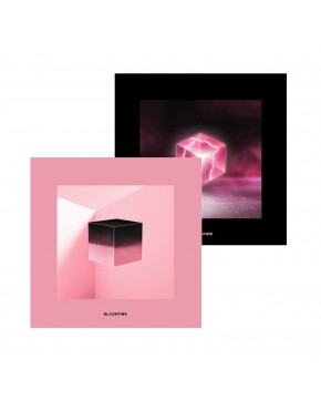Combo BLACKPINK - Mini Album Vol.1 [SQUARE UP]