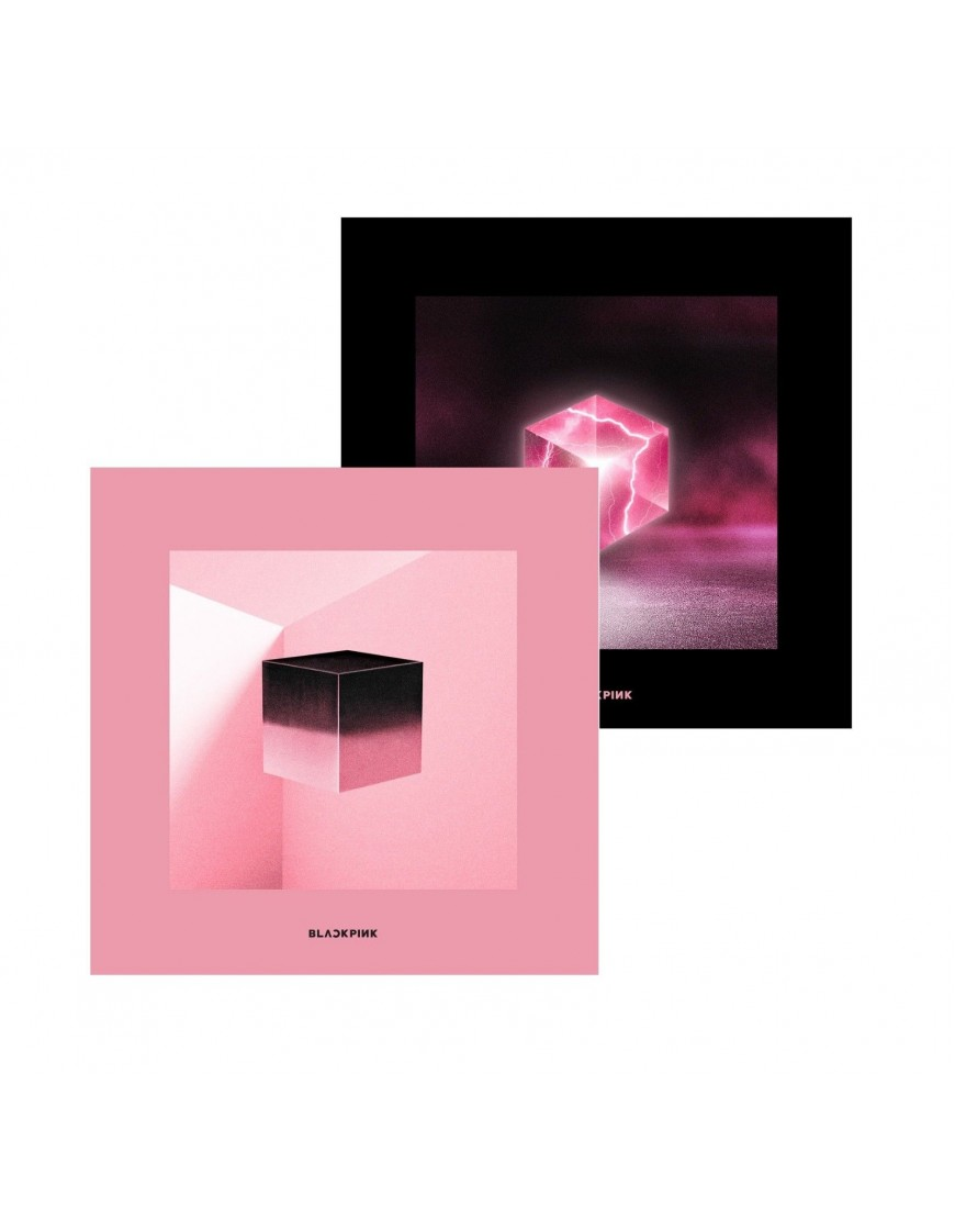 BLACKPINK - Mini Album Vol.1 [SQUARE UP]  popup