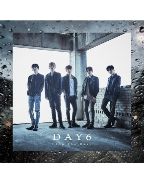 DAY6- Stop The Rain [w/ DVD, Limited Edition]