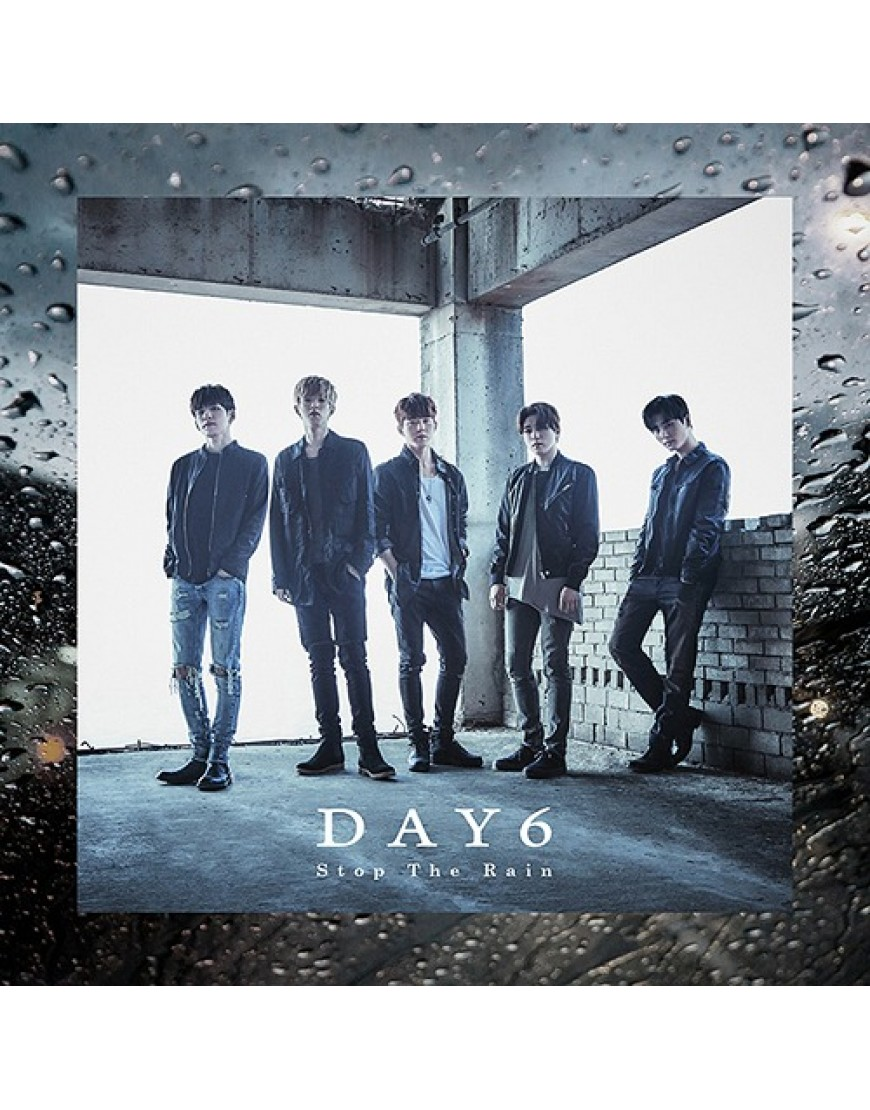 DAY6- Stop The Rain [w/ DVD, Limited Edition]  popup