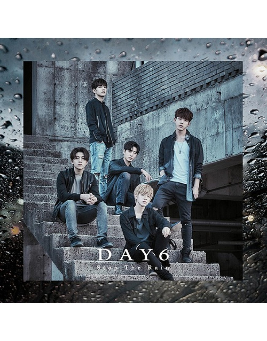 DAY6- Stop The Rain [Regular Edition]  popup